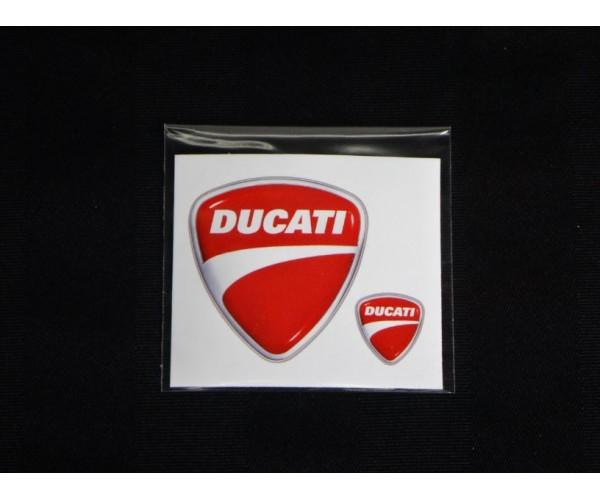 Autocollants Logo Ducati