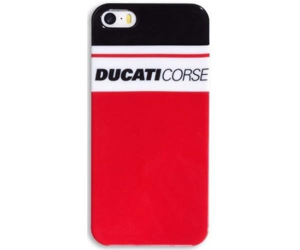 Étui iPhone 5 Ducati Corse