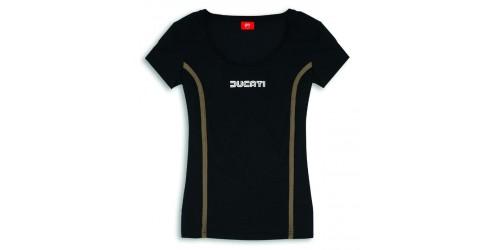 T-Shirt IOM Ducati Femme